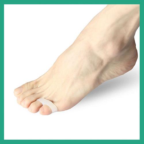 انگشتان کوچک پا