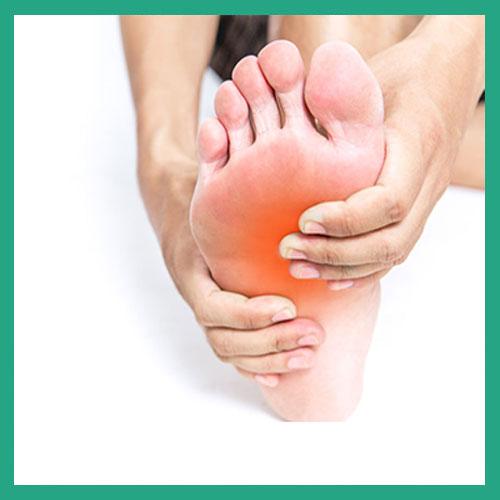 Diabetic foot conditions